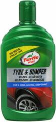 Universeel Turtle Wax Tyre & Bumper Gel 500ml