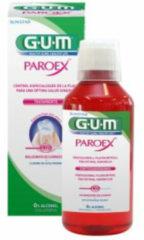 3x GUM Mondspoelmiddel Paroex 300 ml