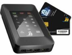 Digittrade DG-HS256S-1TB HS256S Externe harde schijf (2.5 inch) 1 TB Zwart USB 2.0, FireWire 800