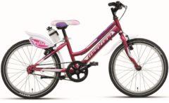 20 Zoll Mädchen City Fahrrad Montana Escape Wham lila
