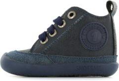 Donkerblauwe Shoesme Jongens Babyschoenen Bf8w001 - Blauw - Maat 22