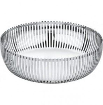 Afbeelding van Roestvrijstalen Alessi PCH02 - Corbeille à agrumes acier inoxydable/brillant/Taille 2/à 23cm