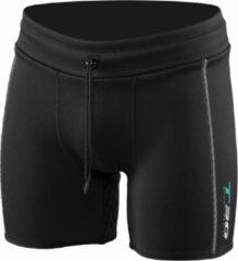 Zwarte Waterproof T30 Neopreen Swimshorts Heren