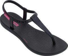 Zwarte Ipanema Ipanma Charm Kids sandaal voor meisjes - black - maat 29/30