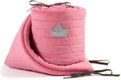 Roze La Millou Stootrand Hoofdbeschermer Bedbumper 60 X 120cm Florida Pink