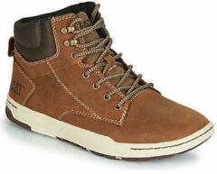 Bruine Hoge Sneakers Caterpillar COLFAX MID