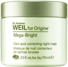 Origins Gesichtspflege Masken Dr. Andrew Weil for Origins Mega-Bright Dark Spot Correcting Night Mask 75 ml
