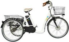 26 Zoll Elektro Dreirad 3 Gang Cyclo2 Comfort26 Cyclo2 weiß