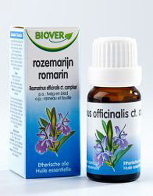 Afbeelding van Biover Rozemarijn - 10 ml - Etherische Olie