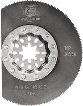 Afbeelding van HSS Cirkelzaagblad 85 mm Fein 63502106210 Geschikt voor merk Fein, Makita, Bosch, Milwaukee, Metabo MultiMaster, SuperCut 1 stuks