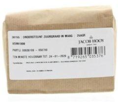 Jacob Hooy Ondersteunt zuurgraad maag 250 Gram