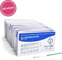 Telano Zwangerschapstest Extra Vroeg Dipstick 30 stuks - Strip Extra Gevoelig
