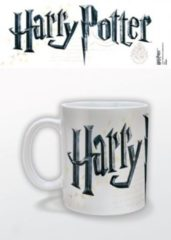 Witte Pypo Starskie Harry Potter Logo Boxed Mug