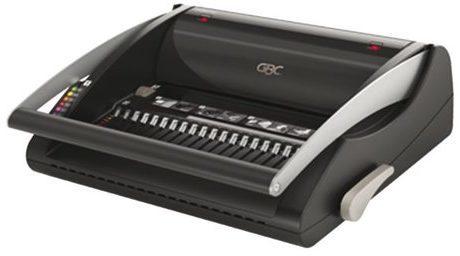 Afbeelding van GBC Inbindmachine plastic ring (b x h x d) 340 x 130 x 395 mm CombBind C200 DIN A3 staand, DIN A4, DIN A5