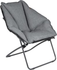 Grijze Bo-Camp Urban Outdoor Moon Chair - Silvertown