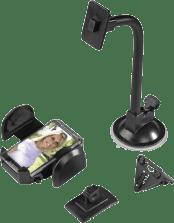 Afbeelding van Hama Universal Multihalter Autohouder voor navigatie Zuignap, Ventilatierooster