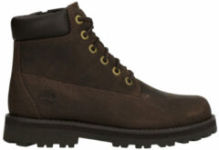Donkerbruine Timberland COURMA KID