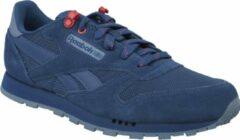 Reebok Classic Leather CN4703, Kinderen, Blauw, Sneakers maat: 36,5 EU