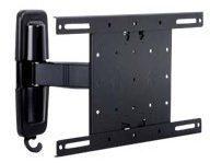 Hagor MB-Flexarm M - Wandhalterung für LCD TV - Black Powder Coat - Bildschirmgröße: 66-106.7 cm (26''-42'') 7169