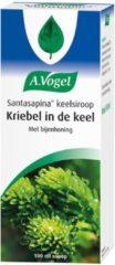A.Vogel Santasapina Keelsiroop Kriebel in de Keel 100 ml