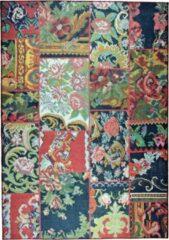 Disena Multicolor Stijl Klassiek vloerkleed - 160x230 cm - Symmetrisch patroon Stijl Klassiek - Klassiek