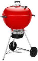 Weber Grill Holzkohlegrill ´´Master-Touch GBS Limited Edition´´, 57 cm, rot
