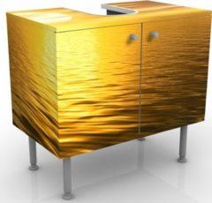 PPS. Imaging Waschbeckenunterschrank - Golden Sunrise - Badschrank