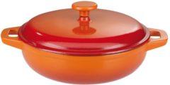 Gusseisen Schmortopf 30cm Orange Shadow GSW Orange