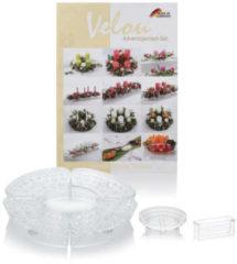 Velou® Design Adventsgesteck-Set