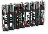 Ansmann Energy Ansmann Micro - Batterie 8 x AAA-Typ Alkalisch 5015360