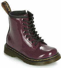 Paarse Laarzen Dr Martens 1460 PATENT TODDLER