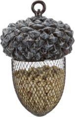 Bruine Trixie Dierenartikelen Voerdispenser Eikel 700 ml