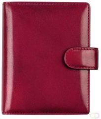 Rode Succes Agenda Omslag Standard 20 mm Deluxe Rood