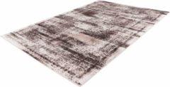 Ariya Vintage design vloerkleed Taupe / Bruin - 200x290CM
