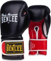 Benlee Sugar Deluxe VechtsporthandschoenenVolwassenen - zwart/wit/geel/rood