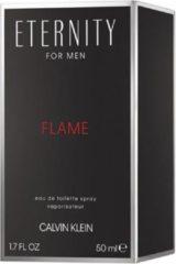 Davidoff Calvin Klein - Eau de toilette - Eternity Flame men - 50 ml
