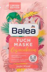 DM Balea Gezichtsmaskers verzorging | Doekmaskers | Tuch Maske |Tuch Maske Copacabana Limited Edition