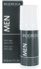 Biodroga Gesichtspflege Men Anti-Age 24h Pflege 50 ml