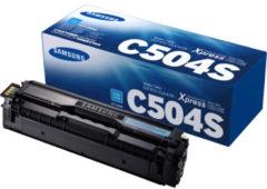 Samsung Tonercassette C504S CLT-C504S/ELS Origineel Cyaan 1800 bladzijden