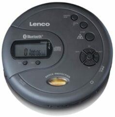 Lenco CD-300 - Discman met bluetooth MP3 en shock-protection – Zwart