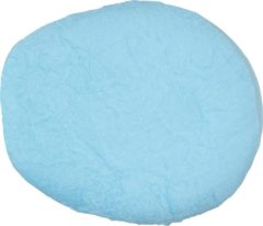 Form-Fix Voedingskussenhoes - Hoes voor Sit Fix XL - 100% katoen en comfortabel badstof - Turquoise