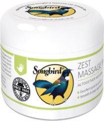 Songbird Zest Massage Wax 100 gr