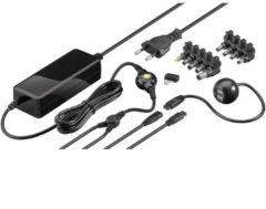 Goobay NTS 65 W USB Laptop netvoeding 65 W 9.5 V/DC, 12 V/DC, 14 V/DC, 16 V/DC, 18.5 V/DC, 19 V/DC, 20 V/DC 3.5 A