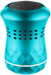 Eeltverwijderaar Pedimeister Relax Vital turquoise