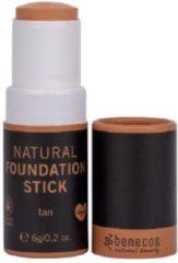 Benecos Natural Foundation Stick Tan (6g)