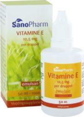 Sanopharm Vitamine E Emulsan 50 Milliliter