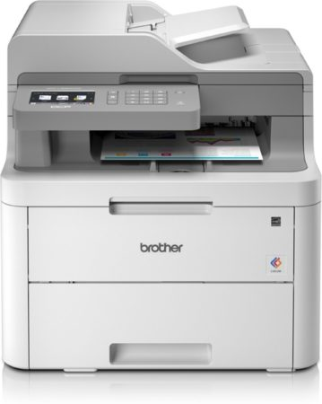 Afbeelding van Brother DCP-L3550CDW multifunctional LED 18 ppm 2400 x 600 DPI A4 Wi-Fi