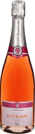 Afbeelding van Andre Goutorbe Brut Rosé, Champagne, Frankrijk, Mousserende Wijn