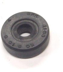 Zwarte BAC Keerring 5x15x7mm