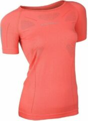 Brubeck Athletic Seamless - Sportshirt - Vrouwen - Maat S - Coral